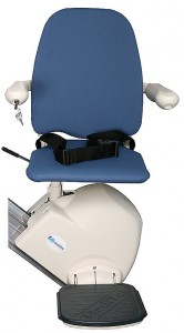 MediTek straight stairlifts Leicester